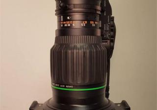 Canon Cj12X4.3 Iase 4K B4