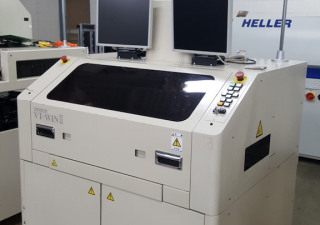 Omron VT-WIN2-M-VH Automated Optical Inspection System
