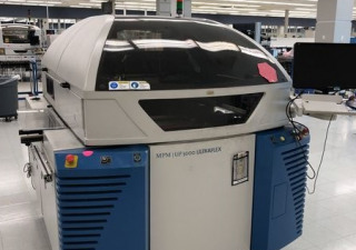 MPM Ultraflex 3000 (UP3000UF) Screen Printer (2004)