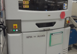 MPM Accela Screen Printer (2005)