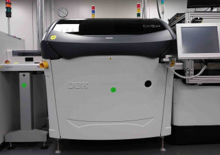 2007 Dek Europa Screen Printer