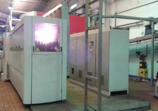 SIDEL SBO Blow molding machines