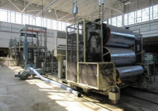 72″ Wide Davis Standard Pet Sheet Extrusion Line