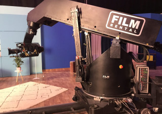 Mark Roberts Motion Control Milo Motion control camera crane
