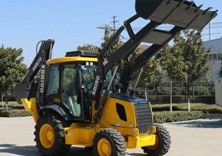 NEW RHINO RBH70 LOADER BACKHOE ( CUMMINS ENGINE )