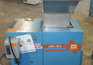Conair Wortex JC-5L Used Plastic Granulator