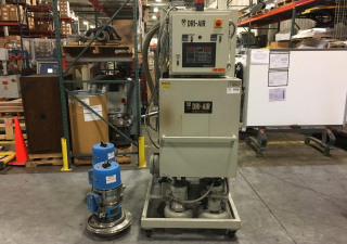 Used Dri-Air Arid-X 75Pdii Dryer System