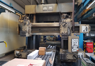 WMW HZ 1250x4000 Planing Machine