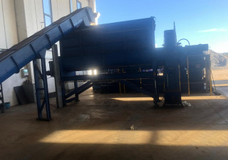 Briquetting Press ATM Recyclingsystems GmbH ArnoBrik 18