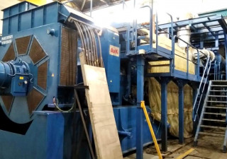 Wartsila W16V34SG GAS GENSET FOR SALE