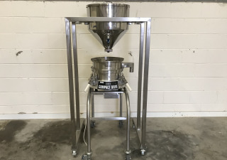 Russell Finex 27400 Vibratory sieve