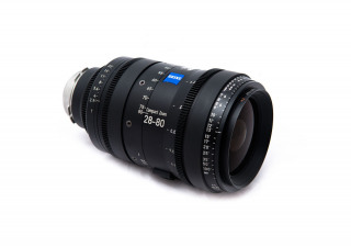 Zeiss 28-80mm T/2.9 CZ.2 Zoom (PL-mount)