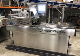 Multivac Traysealer T300