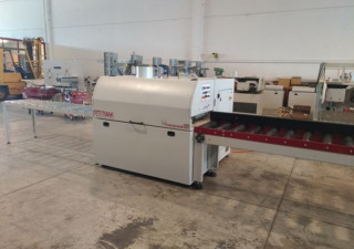 Trademak PIRANHA 310 312 multirip saw multiblade saw multilames