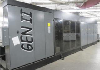 "Used 2004 Sencorp Gen Ii 2500 Servo Platen Inline 32"" X 34""Thermoformer Completely Rebuild, New Allan Bradley Control System"