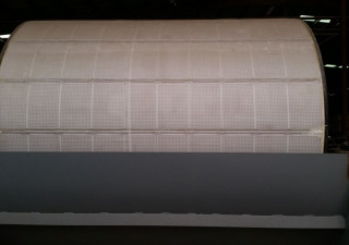 Filter, Rotary, Vac, 8' X 10', S/St, Precoat, Envirex (2)