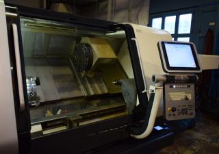 DMG  NEF 600 CNC Lathe Ø 600 x 1200 C Axis & Live tools