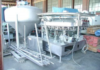 Filler, Rotary, Bottle, 32 Station, S/St, Pocket,