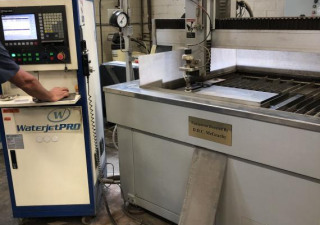 Flow 4' X 4' Model Waterjet Pro 1313 -2007