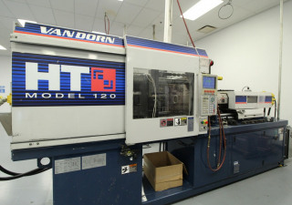 Van Dorn Demag 120Ht8 Injection moulding machine