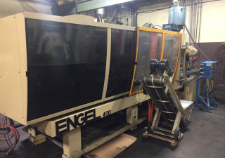 Engel Es2050/400A Injection moulding machine