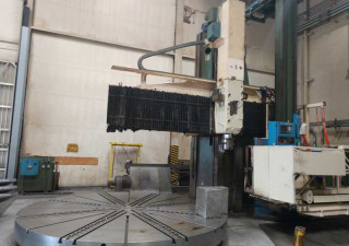 "300"" Om Single Column Cnc Vertical Boring Mill"