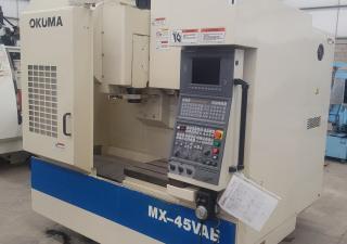 Okuma MX-45 Machining center - vertical