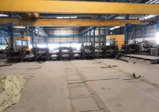 "Bar & Section Rolling Mill - Dia. 1""-4"", H-Beam 3""X3""-6""X6"""