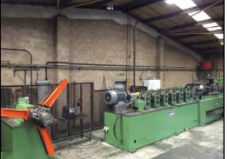 Formit Formit 6 Pass Rollformer machine