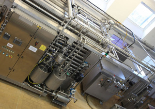 Complete UHT Milk Production Line For Sale -  Homogeniser Aseptic pouch filling machine – Packing Machine For UHT MILK and other liquid Foods