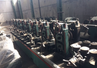 Rollforming Tube Line Olma