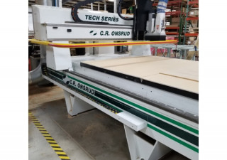 Used 2013 Onsrud 145T12 3 Axis Cnc Router 5′ X 12′ Table