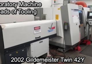 Gildemeister Twin 42Y (Laboratory Machine)