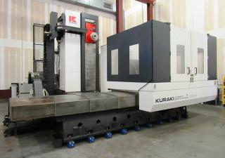 Kuraki AKB-13 4-Axis CNC Type Horizontal Boring Mill
