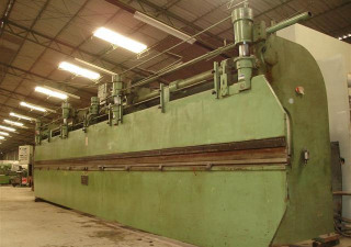 FE-MA press brake 10000mm x 100T
