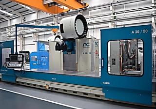 CORREA A 30-50 milling machine
