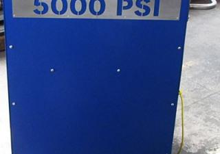 A215 PDQ Test Stand Blue