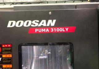 Doosan Puma 3100LY