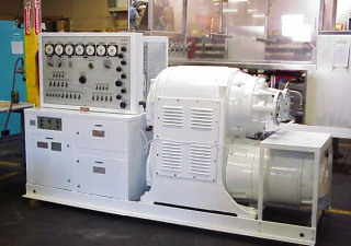 TSVD-101 Dual Head System Aircraft Generator Test Stand