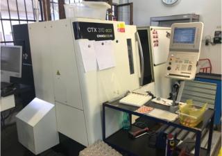 DMG CTX 310 eco
