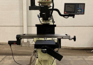 Acer Evs-3Vkh E-Mill Millstar Iii 3-Axis Cnc Vertical Milling Machine