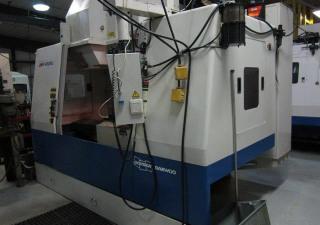 Doosan DMV4020Ls