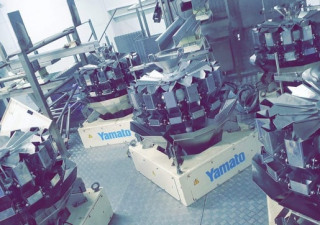 5 x Multihead weigher Mehrkopfwaage packing machine Yamato