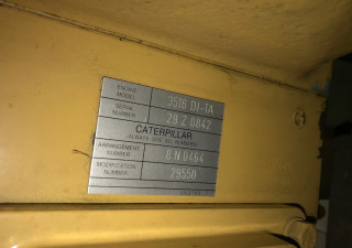 CATERPILLAR 3516 DI-TA