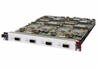 Ixia Optixia Xcellon-Multis Xm100Ge4Cxp 100/40-Gigabit Ethernet, Multiple Rate Load Module