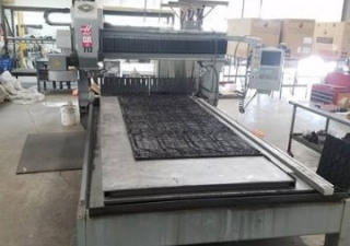 Haas GR-712 Router  2009