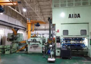 aida press PMX 500T