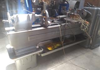 Bridgeport grinder, lathe, milling machine