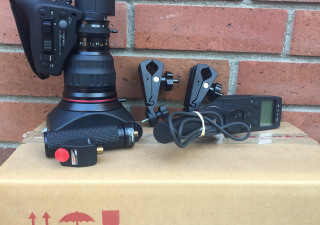 Angenieux T19x7.3 BESMD HD Lens