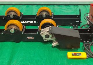 Lincoln 6 Ton Rotators Rotamatic